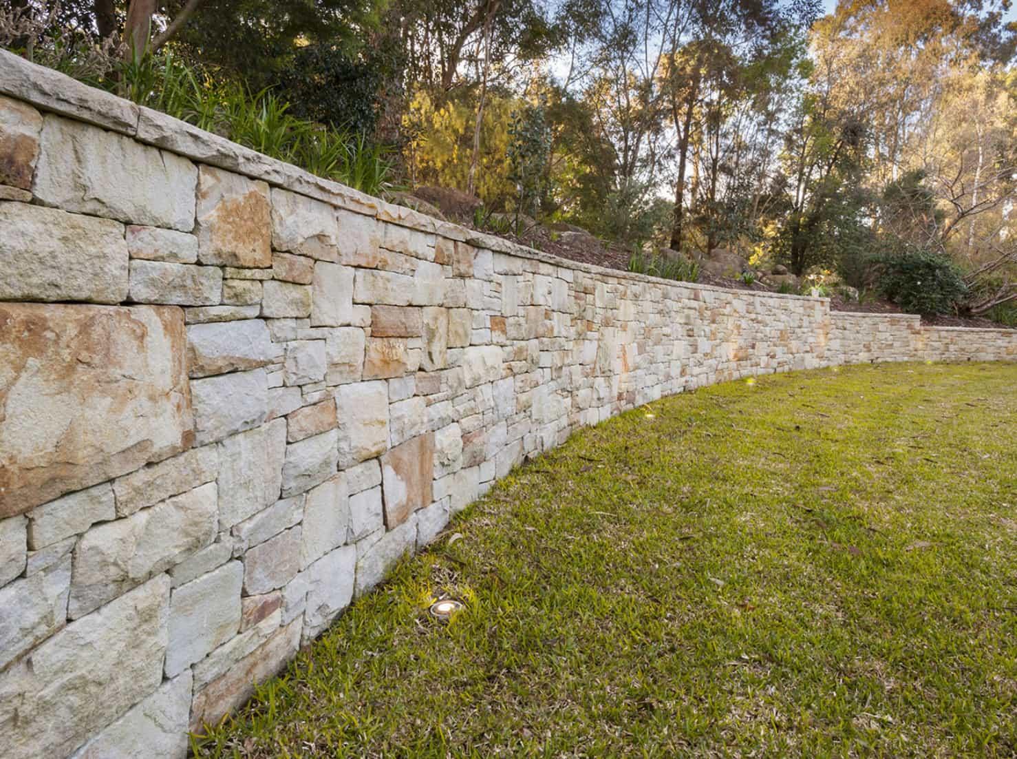 retaining wall Sacramento